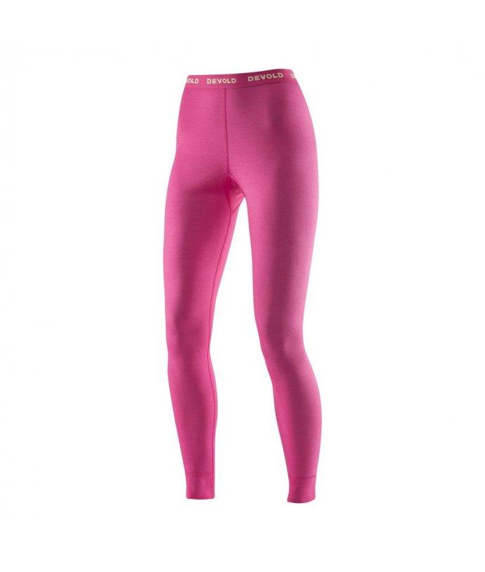 Dámské super lehké pohodlné vlněné spodní kalhoty Devold Breeze