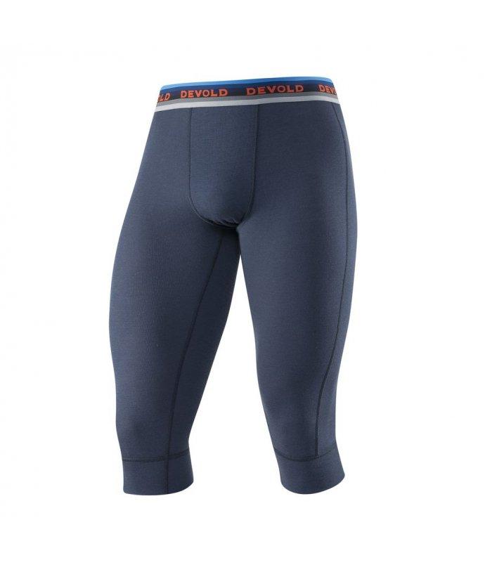 Pánské vlněné 3/4 spodní kalhoty Devold Hiking