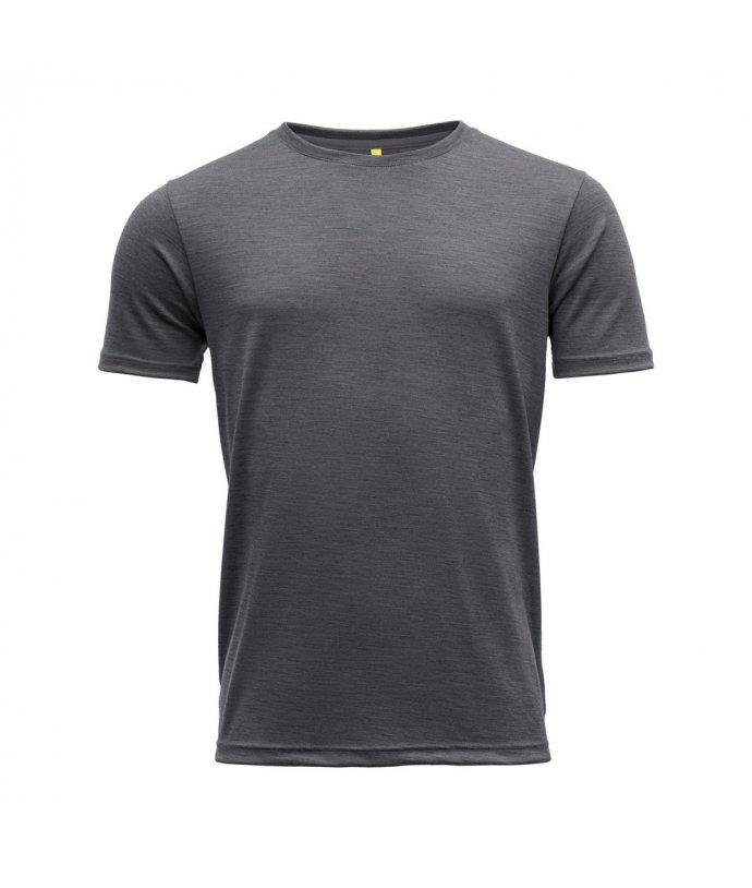 Vlněné tričko s krátkým rukávem Devold Eika