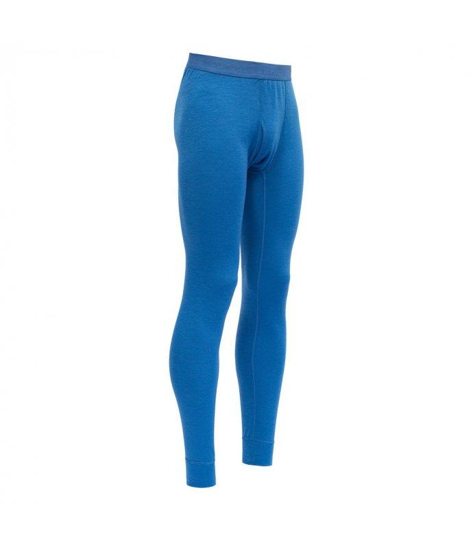 Pánské dvouvrstvé vlněné spodní kalhoty Devold Duo Active