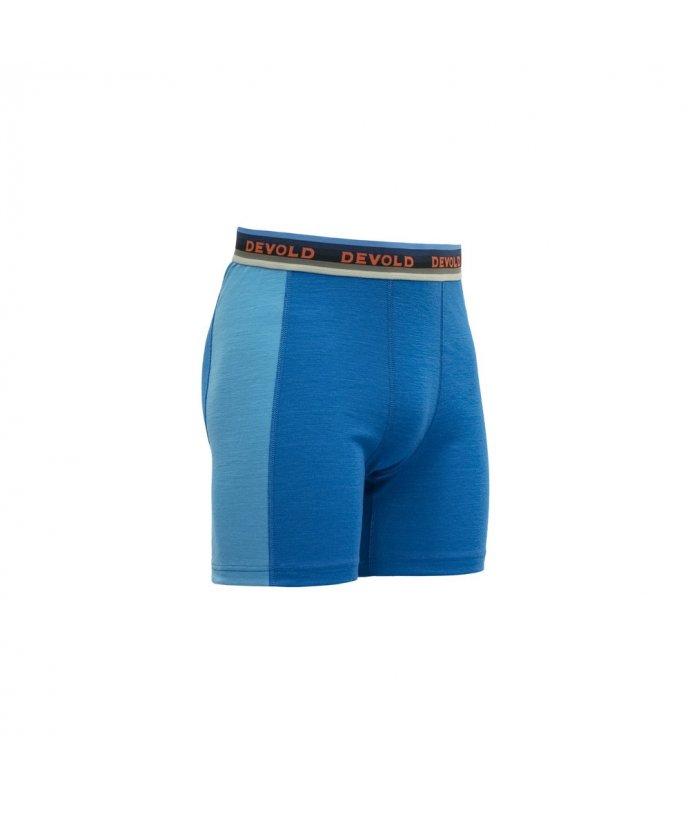 Pánské sportovní lehké vlněné boxerky Devold Hiking