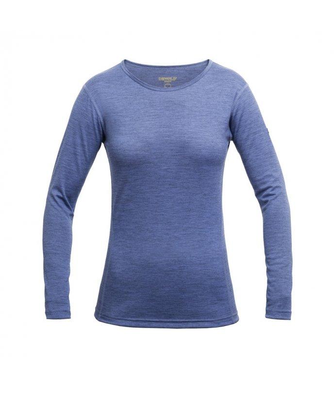 Dámské super lehké pohodlné vlněné triko Devold Breeze