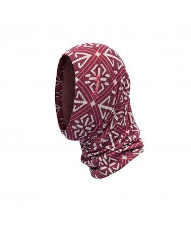 Multifunkční, stylový, vlněný šátek Devold Liadalsnipa