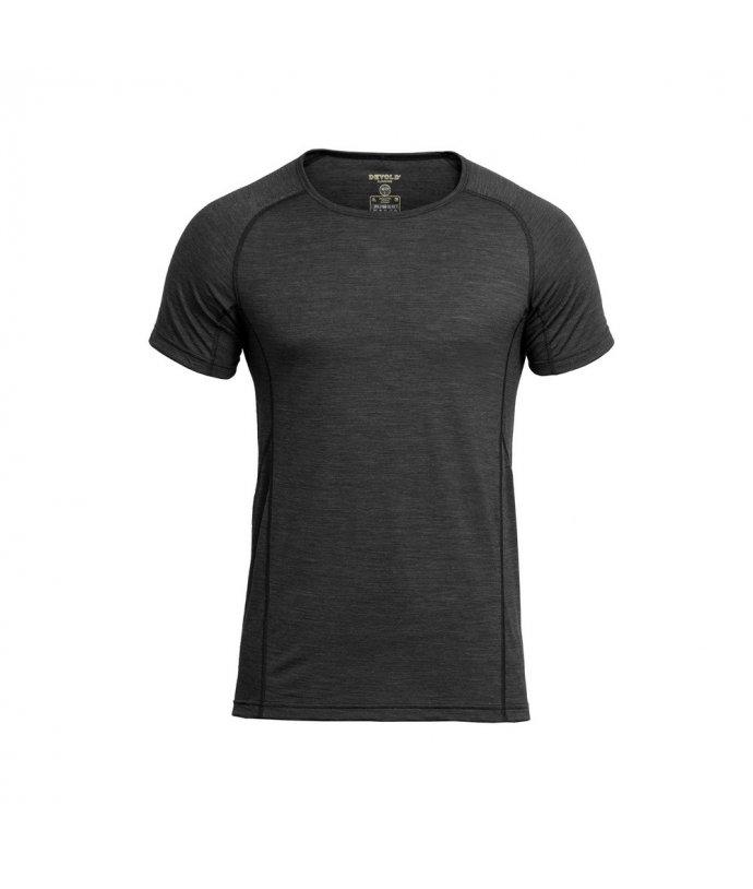 Pánské prodyšné  běžecké vlněné triko Devold Running
