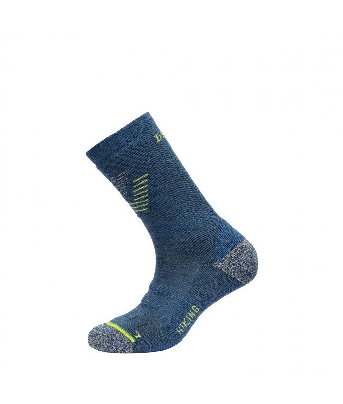 Vysoké turistické vlněné ponožky Devold Hiking