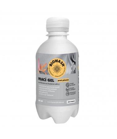 Prací gel se stříbrem na funkční oděvy