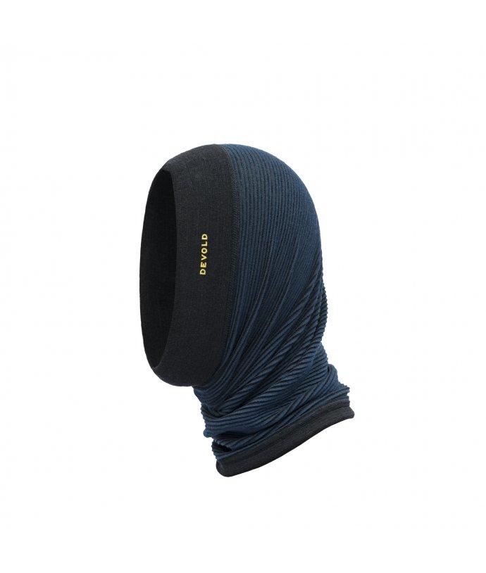 Teplý vlněný multifunkční šátek Devold Tuvegga