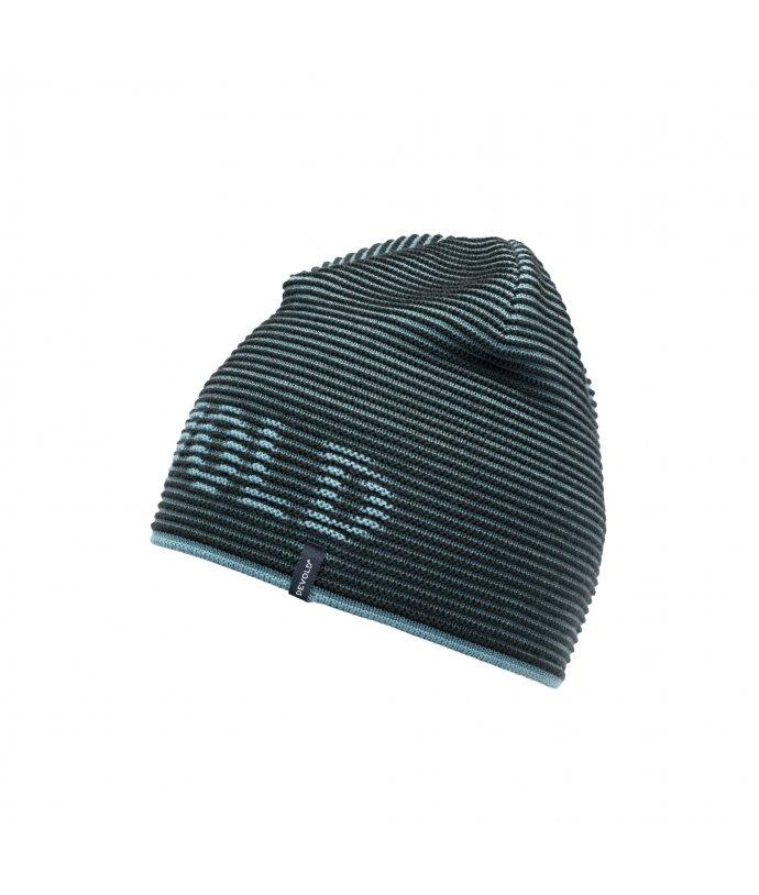 Vlněná čepice Devold Rib Logo